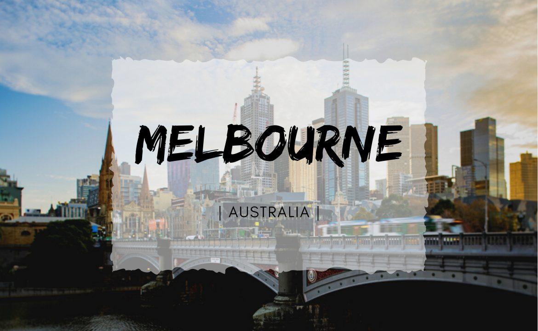 Melbourne blog feature image
