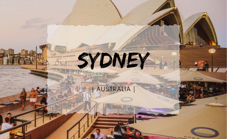 Sydney blog feature image