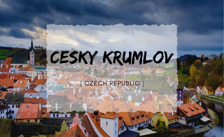 Cesky Krumlov Blog Feature Picture